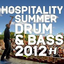 Hospitality Summer Drum and Bass 2012 [CD]