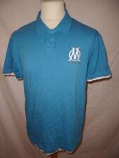 T-shirt officiel supporters de l' OM Bleu Taille L à - 52%