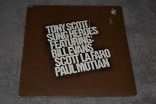 Tony Scott/Sung Heroes Featuring: Bill Evans, Scott La Faro, Paul Motian~IMPORT