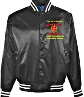 25TH INFANTRY DIVISION*SCHOFIELD BARRACKS-HI *EMBROIDERED 1-SIDED SATIN JACKET