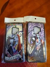 2 Samsung Galaxy S9 Cover Case Nightmare Before Christmas Both Sealed