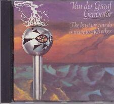 Van Der Graaf Generator-The Least We Can Do cd album