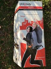 Baby Carrier Toddler Carrier Phil & Teds Lightweight Hiking Travel Carrier