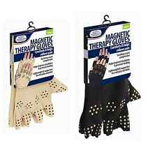 Magnetic Gloves Arthritis Therapy Support Pressure Pain Relief Heal Joints NEW