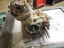 honda atc200e big red 200 running engine motor assembly not complete 1982 1983
