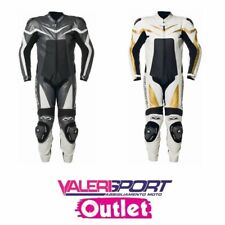 SUOMY TUTA LEATHER SUIT GHISALLO SIZE 46 MOTOGP SBK RACING TRACK OUTLET