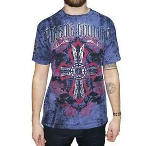 Xtreme Couture Raw Faith Mens T Shirt