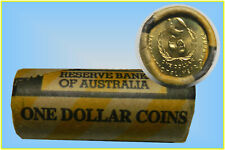 $1 - 1986 'International Year of Peace' Mint Roll of 20 Coins
