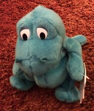 Planet Hollywood Dinosaur Plush Named Bubba
