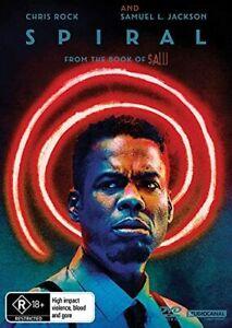 Spiral (2020) (DVD), NEW SEALED AUSTRALIAN RELEASE REGION 4 lot 458
