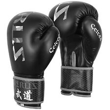 VEURS Boxing Gloves MMA Muay Thai Kickboxing Fight Mixed Martial Arts Punching