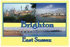 Brighton - EAST SUSSEX - ENORME Magnete del frigorifero NUOVO