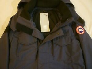 CANADA GOOSE Voyager Jacket Men's M $495 Polar Sea New With Tags FREE SHIP