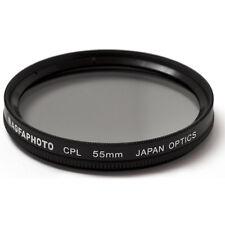 """AGFA Circular Polarizing Glass Filter (CPL), 55mm 55 APCPL55 """