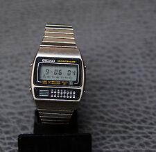 Vintage 70's Seiko C359-5000 calculator watch JAPAN . read description !!
