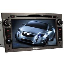 """7"""" Autoradio 2 Din GPS Navi DVD RDS BT DVB-T USB SD für Opel Vivaro Zafira Grau"""