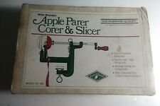 Vintage White Mountain Apple Parer Corer & Slicer Peeler Model 300