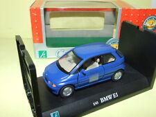 BMW E1 Bleu CARARAMA