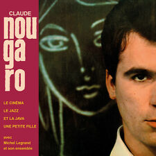 CD Claude Nougaro avec Michel Legrand et son ensemble : Le Jazz et la Java