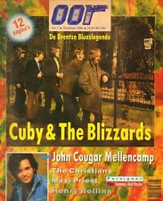 MAGAZINE OOR 1988 nr. 02 - CUBY & THE BLIZZARDS / HENRY ROLLINS / FOREIGNER