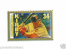 Vintage Kirby Puckett Stamp Portrait Pin