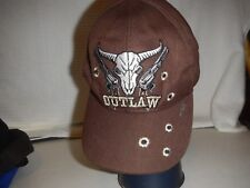 BLACK HAWK JOYCAP ADJUSTABLE OUTLAW SIZE BALL CAP HAT