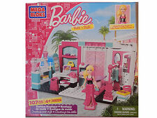 MEGA BLOKs SET 80225 Barbie Build Fashion Boutique laptop accessories girl NEW