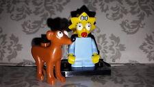 LEGO Mini figura Simpsons-Serie 2-Maggie