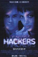 Hackers Movie POSTER 11 x 17 Felicity Huffman, Angelina Jolie, A