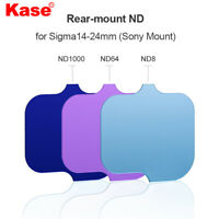 Kase Rear-mount ND Filter ND8 ND64 ND1000 for Sigma 14-24mm F2.8(Sony E mount)