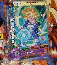 Carte Dragon Ball Z DBZ Dragon Ball Heroes God Mission Part 5 #HGD5-32 S-Rare