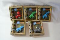 Lot of 5 New Stikbot Safari Pets Children's toy Animal Figure Toy Collector
