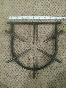 ANTIQUE WEDGEWOOD STOVE BURNER GRATE 1950s - OTHERS AVAILABLE