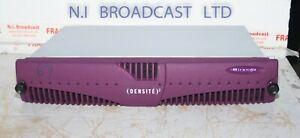 Miranda (grass Valley) Densite 2 with 3x hda1911 3G / HD Da cards  installed