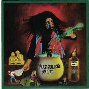 Wizzard - Wizzard Brew (CD) Roy Wood