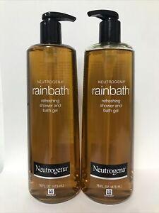 (2) Neutrogena Original Rainbath Refreshing Shower and Bath Gel-16oz. Each