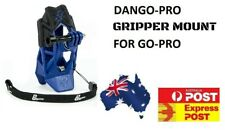 Dango Gopro Extreme Sport Gripper Clip Mount Holder for Go Pro Blue