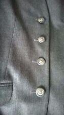 Ladies grey pure wool jacket size 10.