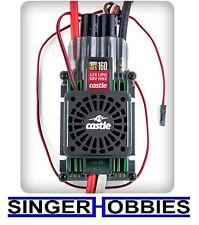 Castle Creations Phoenix Edge HVF 160 w/ Fan 50V 160-Amp ESC CSE010012700 HH