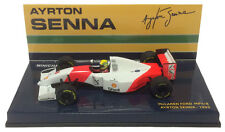 Minichamps McLaren Ford MP4/8 1993 - Ayrton Senna 1/43 Scale