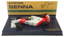 Minichamps McLaren Ford MP4/8 1993 - Ayrton Senna 1/43 Scale