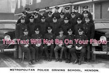 MI 273 - Metropolitan Police Driving School, Hendon, London, Middlesex 6x4 Photo