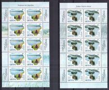 Briefmarken mit Natur-Thema aus Litauen