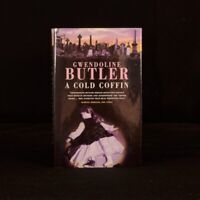 2000 A Cold Coffin Gwendoline Butler Collins Crime Series First Edition