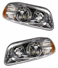Mack Vision Pinnacle CX CXU CXN GU4 GU5 GU7 GU8 Left Right Set Pair Headlight