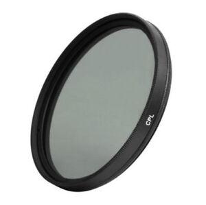 New 77mm CPL Circular Polarizing C-PL PL-CIR CPL  Filter for Lens 77mm DSLR