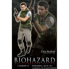 Biohazard Resident Evil Chris Redfield Official Costume Set Cosplay Japan 61C