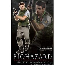 Biohazard Resident Evil Chris Redfield Official Costume Set Cosplay Japan 61C