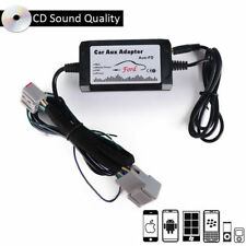 Car 3.5mm AUX-IN Adapter 12V MP3 Radio Music For Edge Ford Milan Mustang Fusion