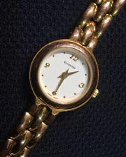 Women's Bucherer Designer Quartz Watch Swiss made Keeping Good Time